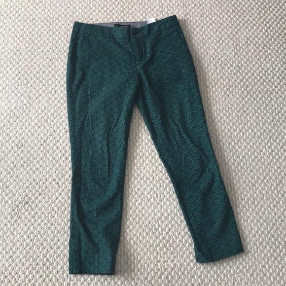 Banana Republic Pants - Banana republic Hampton fit cropped pants.